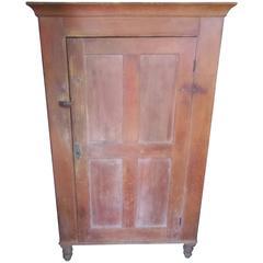 Vintage One-Door Cupboard
