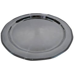 Tiffany Modern Sterling Silver Serving Tray