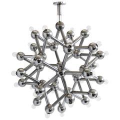 Molecular Chandelier by Kalmar