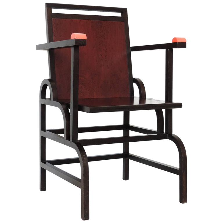 George Sowden for Memphis Milano Gloucester Chair ...