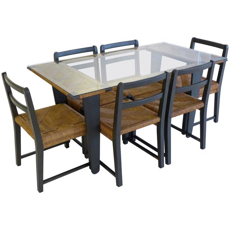 Michael van Beuren Dining Set