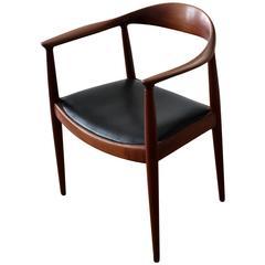 """""""The Chair"""" Hans Wegner for Johannes Andersen"""