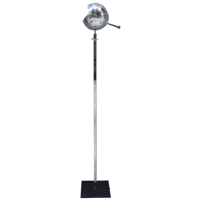 """""""Raquel"""" Floor Lamp by Wendell Castle For Sale at 1stdibs"""