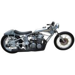 Custom Sculpted Motorcycle by Baron Margo
