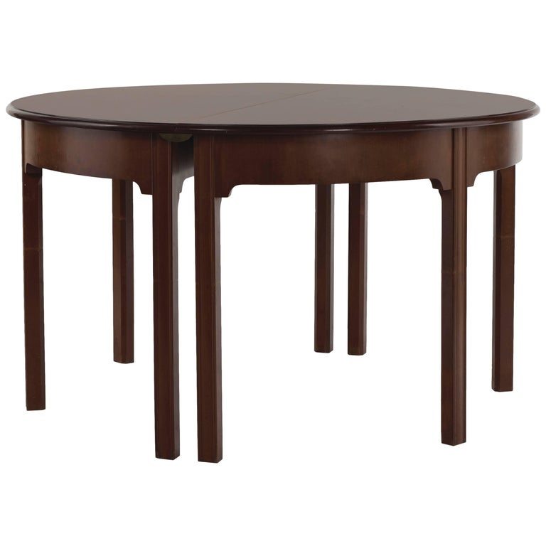 Kaare Klint Extendable Dining Table For Sale