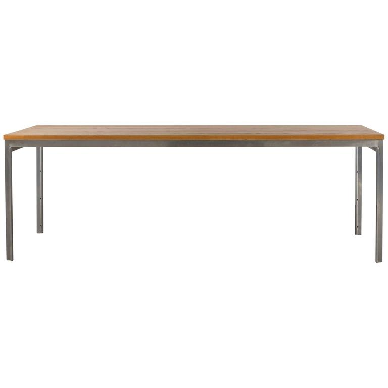 PK51 Work Table by Poul Kjaerholm