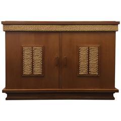 Audoux-Minet Two-Door Cabinet