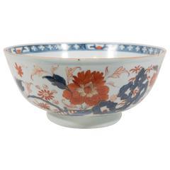Antique Chinese Porcelain Imari Bowl