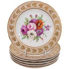 Antique Porcelain Set of Dishes