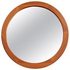 Pedersen & Hansen Teak Mirror