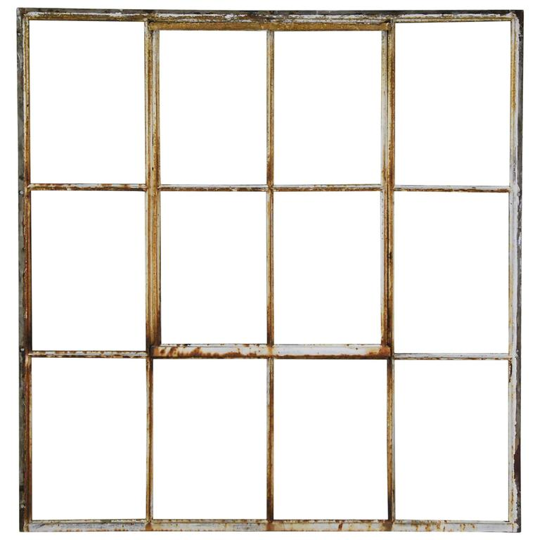 Set of six 1920 steel factory window for sale at 1stdibs for 1920s window