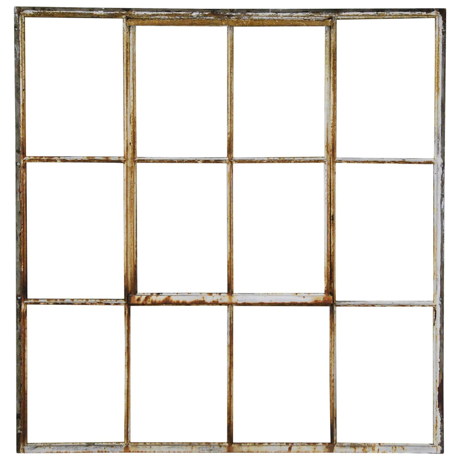 Set of six 1920 steel factory window for sale at 1stdibs for Window factory