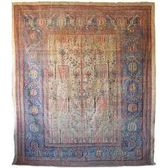 19th Century Bakshiash Carpet