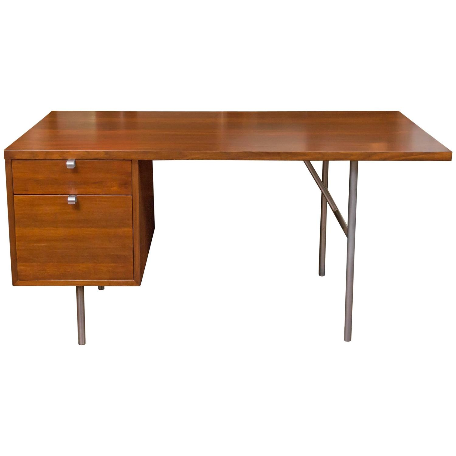 George Nelson Desk For Herman Miller For Sale At 1stdibs