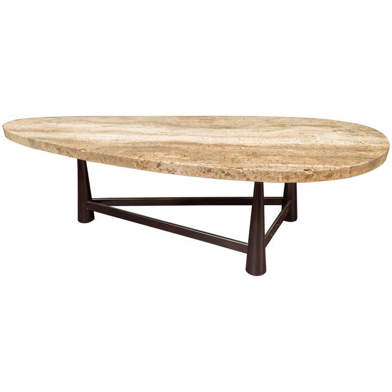 Edward Wormley Dunbar Coffee Table, Model 521