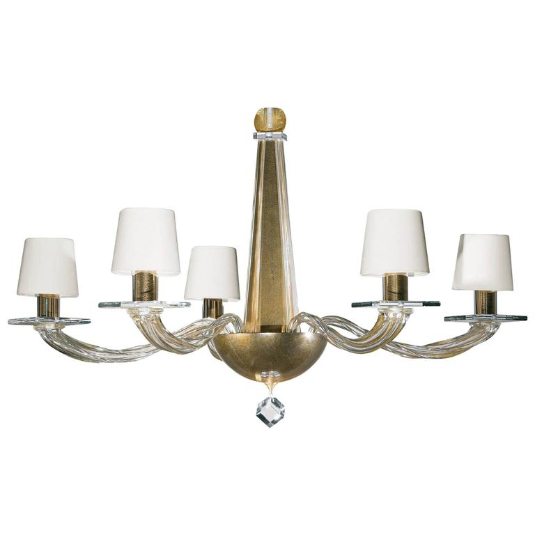 Donghia Stellare Chandelier in Gold Dust For Sale  sc 1 st  1stDibs & Donghia Stellare Chandelier in Gold Dust at 1stdibs