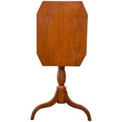 Federal Tilt-Top Candlestand Table