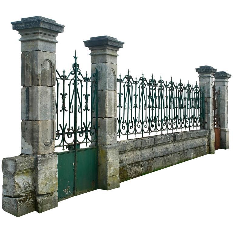 Early 18th Century Castle Gateway