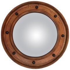 "Large English Convex Mirror (42"" Diameter)"