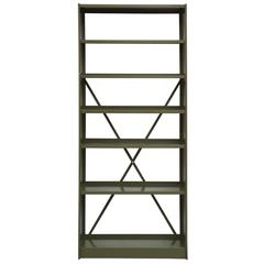 Extra Tall Military Shelving