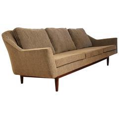 Jens Risom Sofa Model 2516 for Jens Risom Design, Inc.