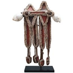 Early 20th Century Shell Pectoral from Papua New Guinea
