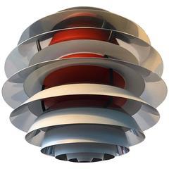 Contrast Ceiling Pendant by Poul Henningsen for Louis Poulsen