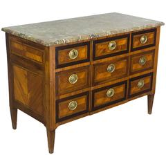 18th Century Louis XVI Commode or Chest of Drawers