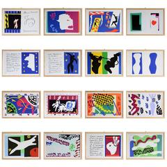 Henri Matisse Jazz Prints