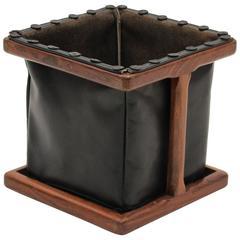 Don S. Shoemaker Wastepaper Basket