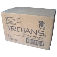 Adam Rolston Condom Box, Trojans Sculpture/Installation, Moca, Signed