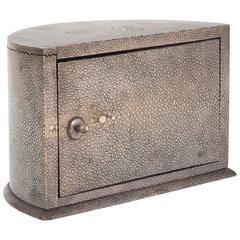 Rare Josef Hoffmann Cigarette Box, Wiener Werkstatte, Vienna, circa 1910