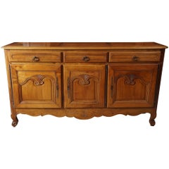 18th Century French Louis XIV Cherry Buffet