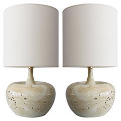 Pair of Italian Lamps