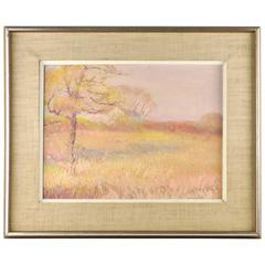 Henry Hensche Fall Landscape, Provincetown