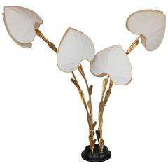 Surrealist Italian Floor Lamp by Antonio Pavia