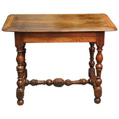Antique 18th Century Walnut French Table