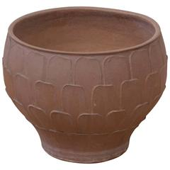 """Thumb Print"" David Cressey for Architectural Pottery Planter"