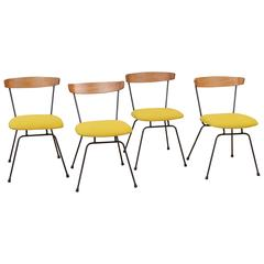 Set of Model SD3710 Dining Chairs by Clifford Pascoe for Modernmasters