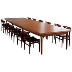 Dining Table in Teak