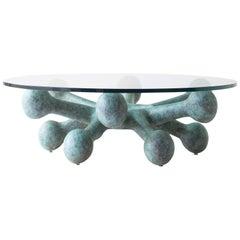 Craft Associates Bronze Coffee Table, 1603