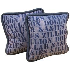 Million Dollar Babies Pillow
