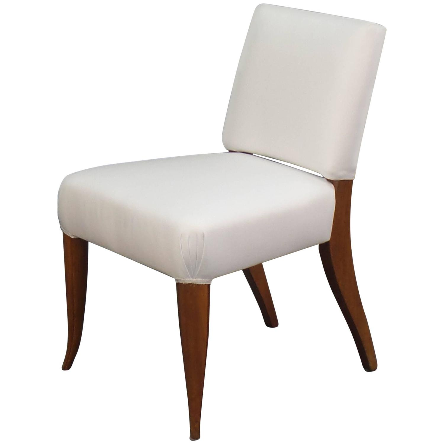 Art Deco Style Dining Chair For Sale At 1stdibs
