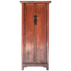 19th Century Narrow Noodle Cabinet
