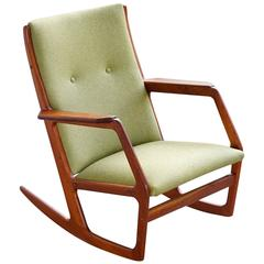 Model 100 Rocking Chair by Holger Georg Jensen