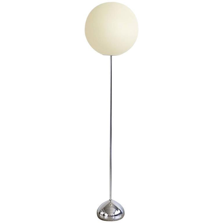 Lollipop Floor Lamp By Robert Sonneman At 1stdibs