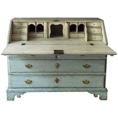 18th Century Swedish Period Gustavian Bureau
