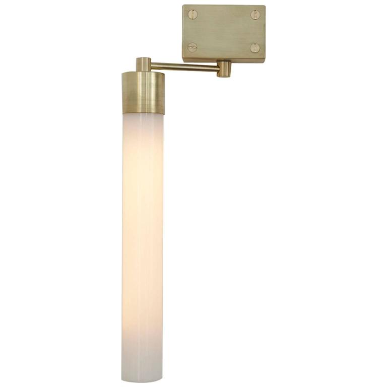 Vertical Dimmer Sconce Light at 1stdibs