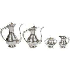 Mid-Century Coffee and Tea Set