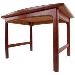 Folke Ohlsson Teak End Table